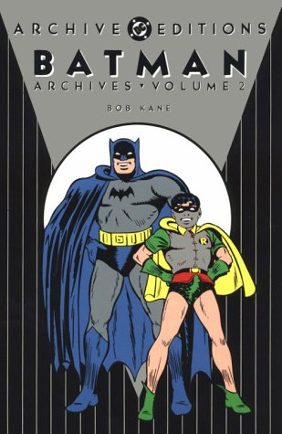 9781563890000: Batman - Archives, Volume 2 (Archive Editions (Graphic Novels))