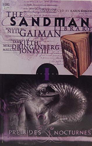 9781563890116: The Sandman Vol. 1: Preludes and Nocturnes