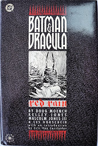 9781563890123: Batman-Dracula: Red Rain
