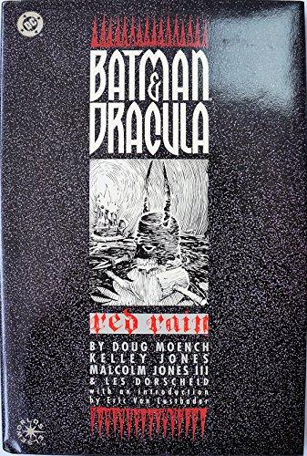 9781563890123: Batman-Dracula: Red Rain