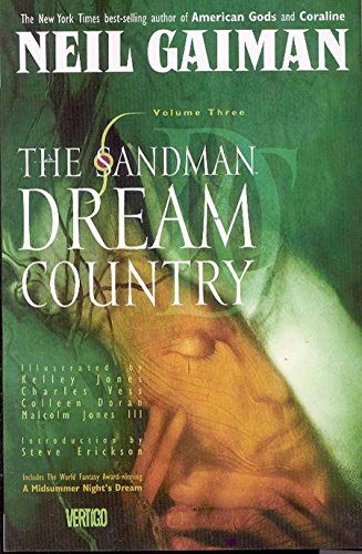 9781563890161: The Sandman Library, Volume 3: Dream Country