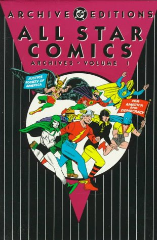 All-Star Comics Archives Vol. 1