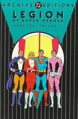 Legion of Super-Heroes - Archives, Volume 1: DC Comics