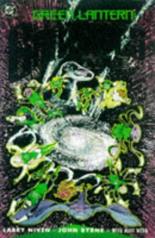 Green Lantern: Ganthet's Tale (1563890267) by John A. Byrne; Larry Niven
