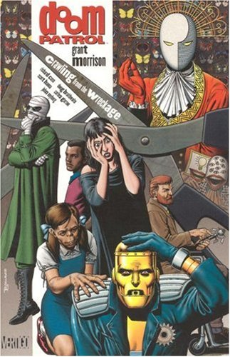 9781563890345: Doom Patrol, Book 1: Crawling From the Wreckage