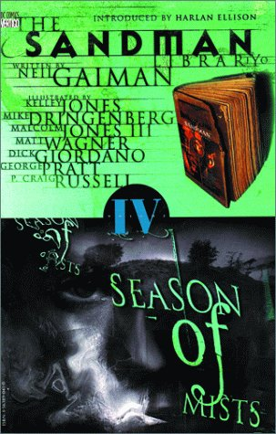 The Sandman: Season of Mists - Book IV (Sandman Collected Library)