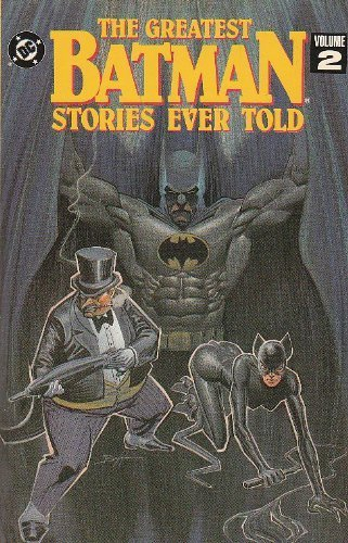 9781563890376: Batman: Greatest Stories: Vol 2