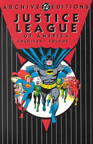 Justice League of America - Archives, Volume: Gardner Fox