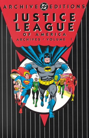 Justice League of America - Archives, Volume 1