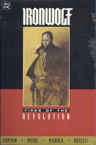 9781563890635: Ironwolf: Fires of the Revolution