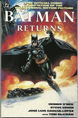 Batman Returns: Steve Erwin, Dennis