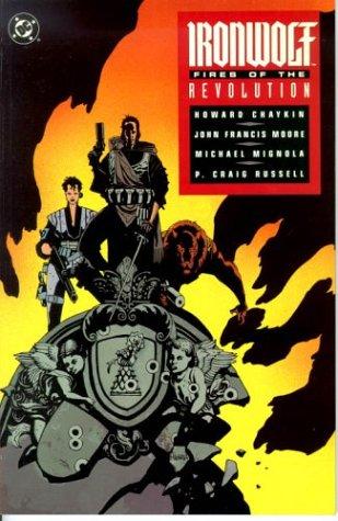 9781563890659: Ironwolf: Fires of Revolution