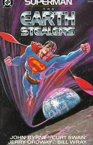 9781563890673: Superman: the Earth Stealers