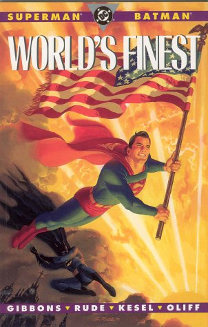 Superman & Batman: World's Finest: Gibbons, Dave