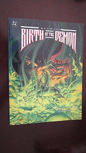9781563890819: Batman: Birth of the Demon