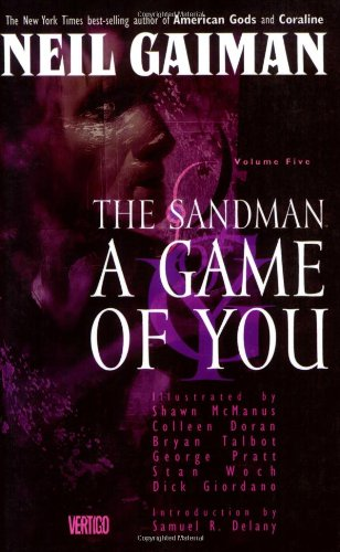 9781563890895: SANDMAN 05 A GAME OF YOU