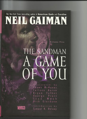 9781563890932: 5: A Game of You (The sandman)