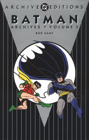 Batman Archives Vol. 3