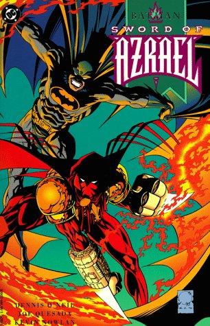 9781563891007: Batman: Sword of Azrael (Prelude to Knightfall)