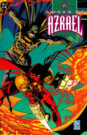 Batman: Sword of Azrael (Prelude to Knightfall) (156389100X) by Dennis O'Neil