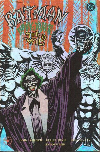 9781563891113: Batman: Dark Joker- The Wild