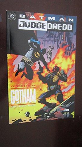 9781563891212: Batman-Judge Dredd: Vendetta in Gotham