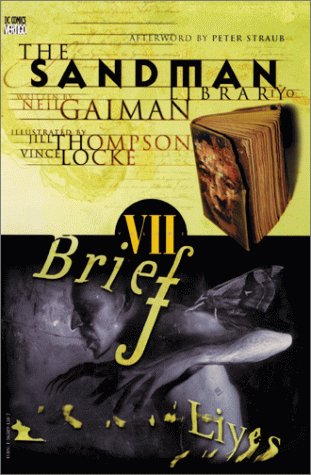 9781563891373: Sandman, The: Brief Lives - Book VII