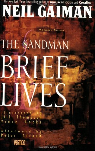 9781563891380: Sandman TP Vol 07 Brief Lives (Sandman Collected Library)