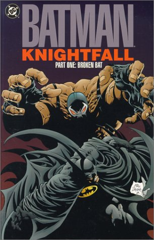 9781563891427: Batman Knightfall TP Part 01 Broken Bat