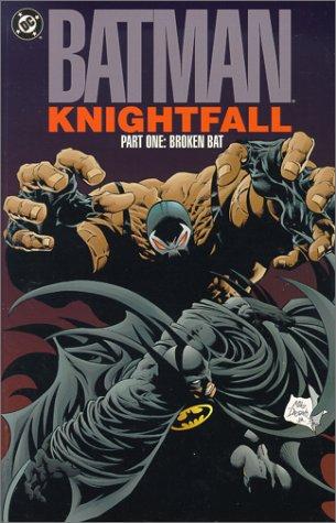 9781563891427: Batman: Knightfall Part One: Broken Bat