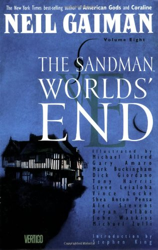 9781563891717: 8: Sandman, The: World's End - Book VIII