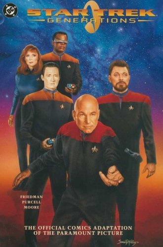 9781563891748: Star Trek: Generations