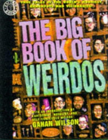 9781563891809: The Big Book of Weirdos (Factoid Books)