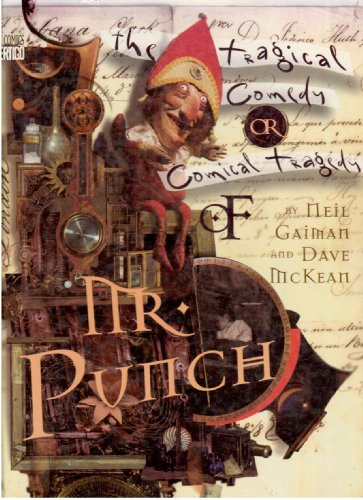 The Tragical Comedy or Comical Tragedy of Mr. Punch (9781563891816) by Neil Gaiman