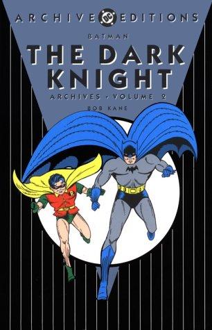 9781563891830: Batman Dark Knight Archives HC Vol 02: Vol 2 (Batman: The Dark Knight Archives)