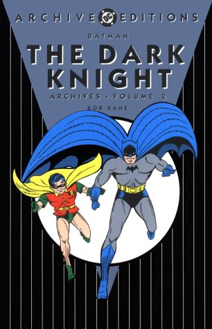 9781563891830: 2: The Dark Knight Archives