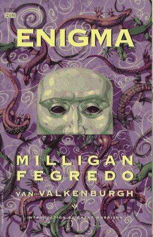 9781563891922: Enigma (DC Comics Vertigo)