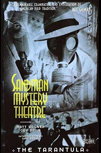 9781563891953: Sandman Mystery Theatre TP Vol 01 The Tarantula