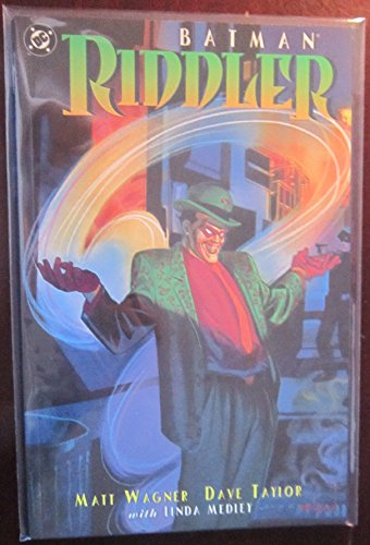 9781563891960: Batman: Riddler and the Riddle Factory