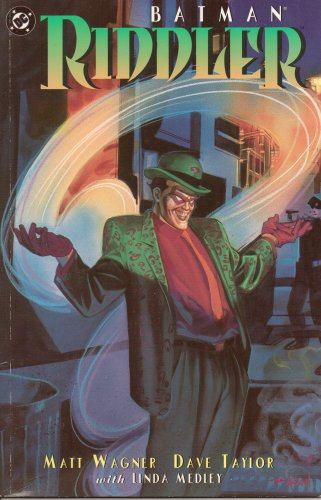 Batman: Riddler. The Riddle Factory