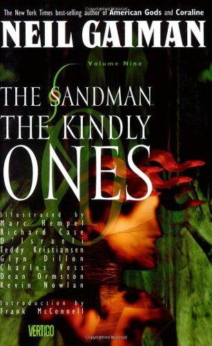 9781563892059: Sandman, The: The Kindly Ones - Book IX