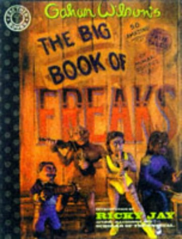 9781563892189: The Big Book of Freaks (Factoid Books)
