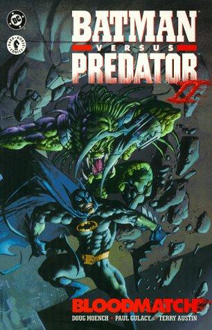 9781563892219: Batman versus Predator II: Bloodmatch