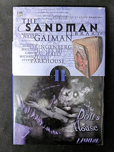 The Sandman: The Doll's House - Book II (Sandman Collected Library): Gaiman, Neil (author); ...