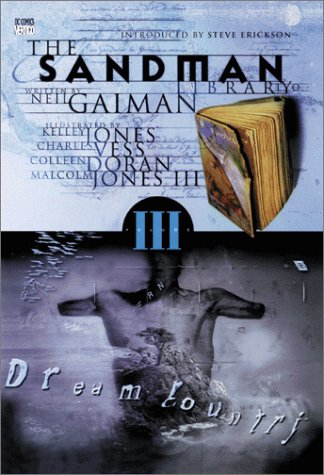 9781563892264: 3: Sandman, The: Dream Country - Book III