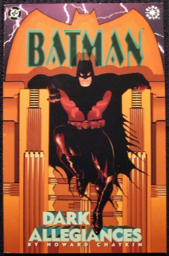 9781563892332: Batman: Dark Allegiances