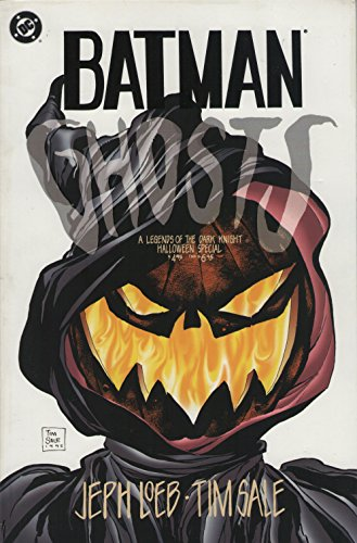 Batman: Ghosts (a Legends of the Dark Knight Halloween Special)
