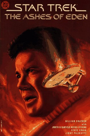 9781563892356: The Ashes of Eden (Star Trek)
