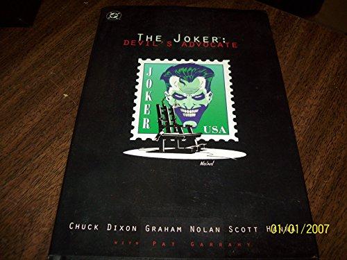 9781563892400: The Joker: Devil's advocate