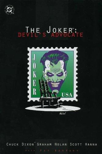 The Joker: Devil's advocate (1563892405) by Chuck Dixon